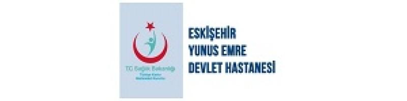 Eskişehir Yunus Emre Devlet Hastanesi Logo